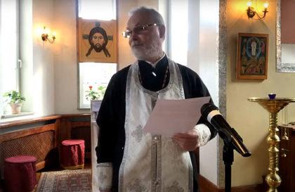 Проповедь священника Георгия Кочеткова