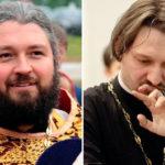 Священники Михаил Ромадов и Димитрий Дмитриев