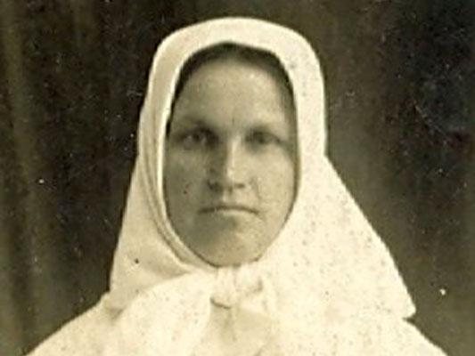 Феодосия Степановна Смирнова