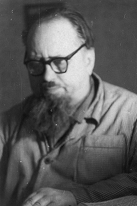 Протоиерей Георгий Ивакин-Тревогин