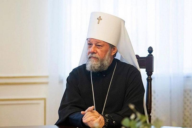 Митрополит Кишинёвский и всея Молдовы Владимир