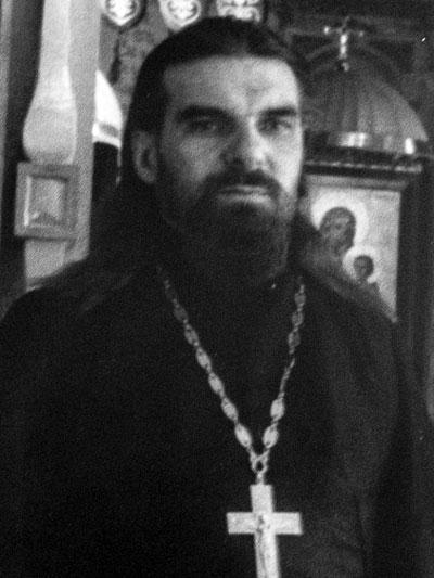 Протоиерей Феодор Семененко