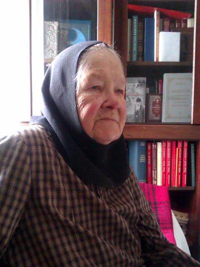 Монахиня Олимпиада (Иус)