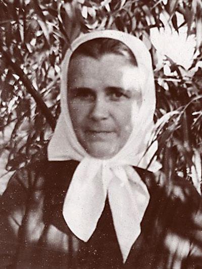 Игумения Серафима (Яковлева)
