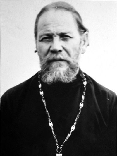 Протоиерей Андрей Артамонов