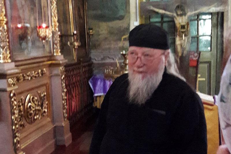 Протоиерей Анатолий Волгин