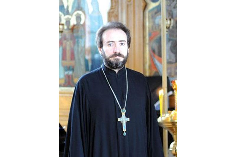 Протоиерей Владислав Шмидт (Ялта)