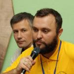 П.С. Альбощий на конференции «Под знаком истины, а не пользы: память и беспамятство в современной России»