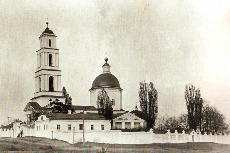 Петропавловская церковь. Фото В.Д. Машукова