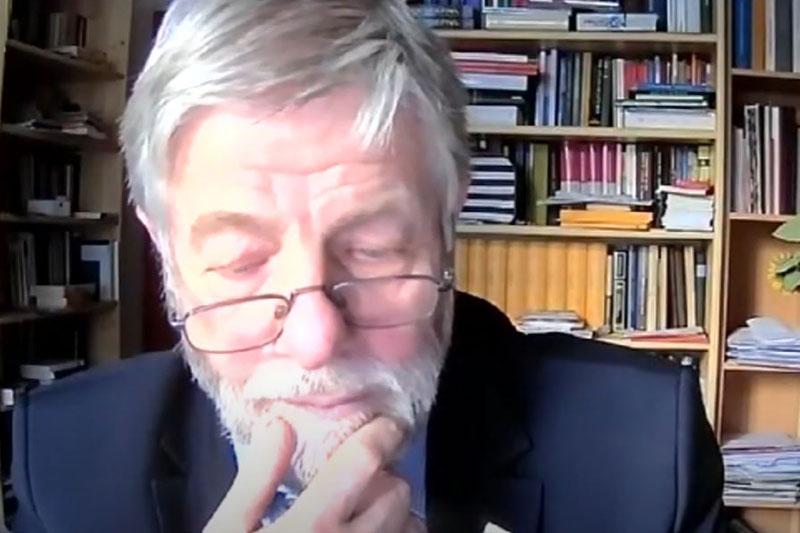 Профессор Базилиус Якобус Гроен (Грац, Австрия)