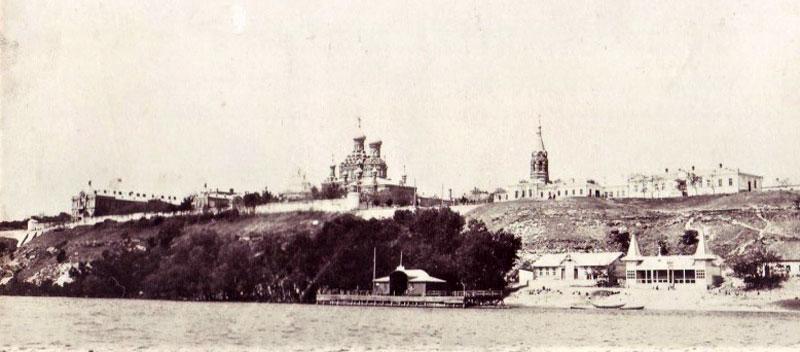 Григорие-Бизюковский монастырь Херсонской губернии