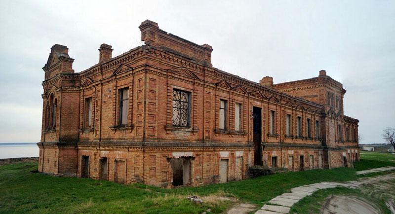 В советское время Григорие-Бизюковский монастырь Херсонской губернии был полностью разрушен