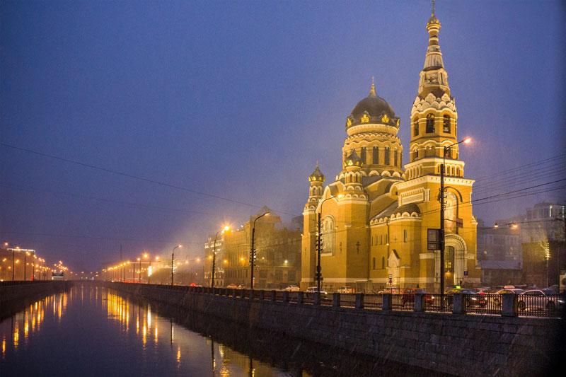 Храм Воскресения Христова у Варшавского вокзала (Санкт-Петербург)