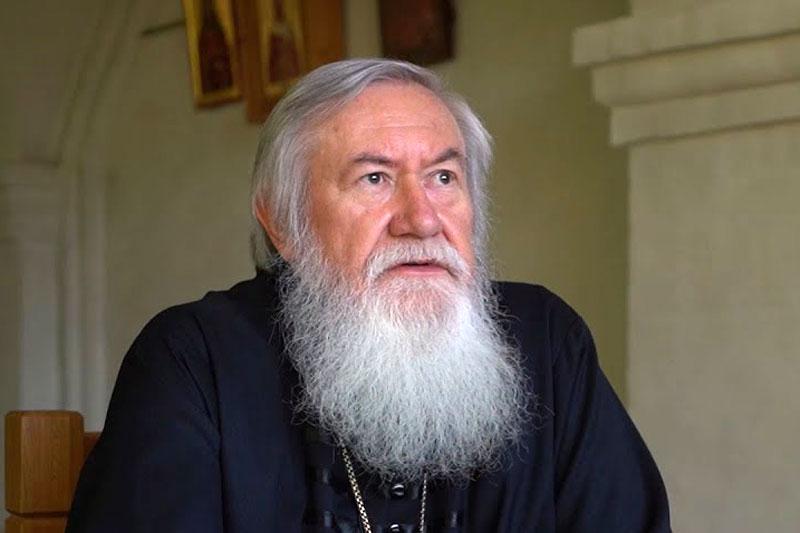 Протоиерей Иоанн Миролюбов