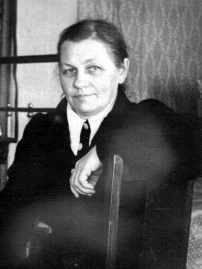 Александра Ивановна Домакова