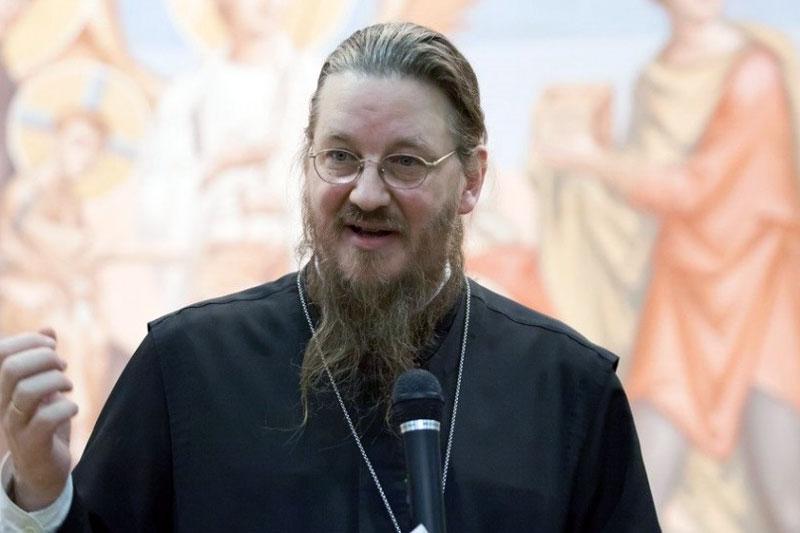 Доктор теологии протоиерей Джон Бэр