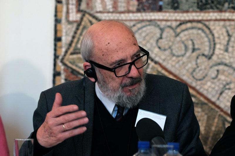 Доктор богословия Петрос Василиадис