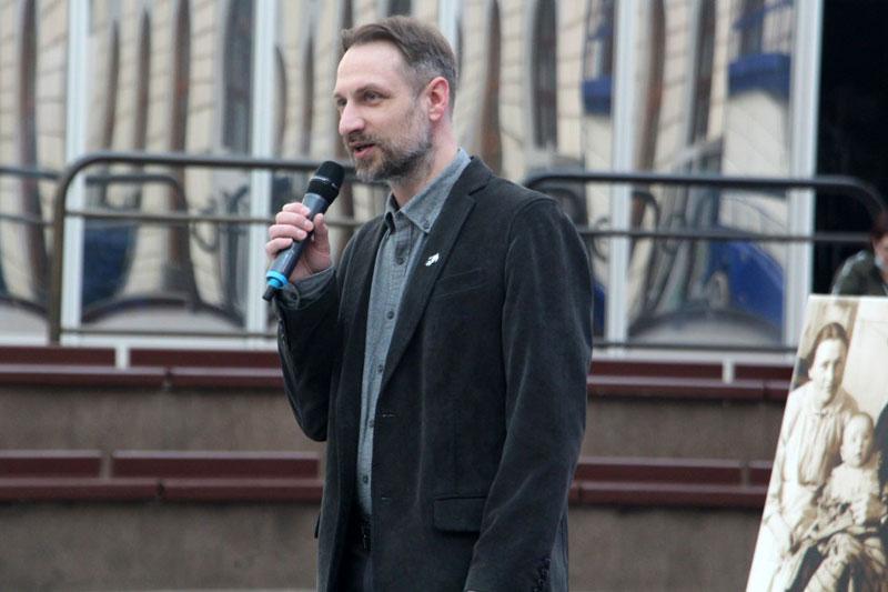 Руководитель издательства СФИ Кирилл Мозгов