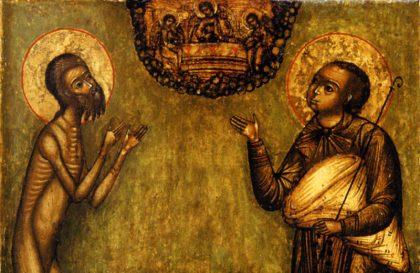 свв. Василий Блаженный и Иоанн Большой Колпак