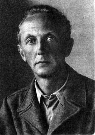 Глеб Александрович Глинка (1903–1989), поэт, литературовед, журналист