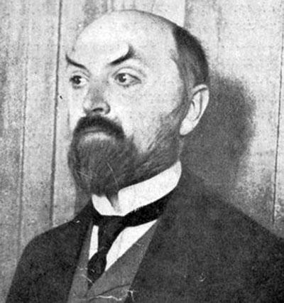 Б. А. Тураев, профессор Санкт-Петербургского университета