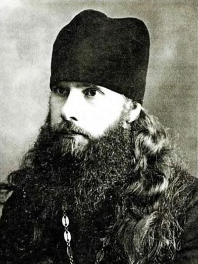 Иеромонах Вениамин (Эссен)
