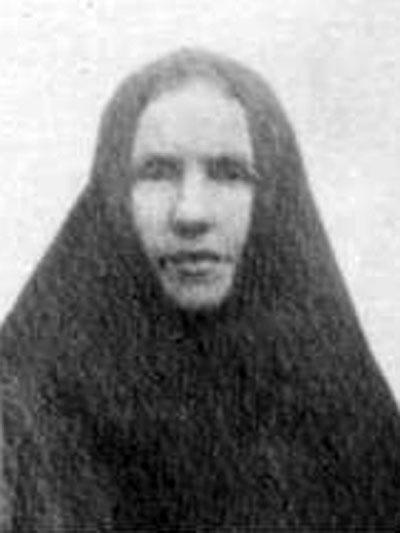 Монахиня Кирилла (Афоничева)