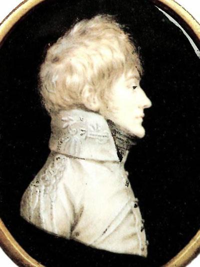 Фёдор Иванович (Беренд Грегор Фердинанд) граф фон Тизенгаузен