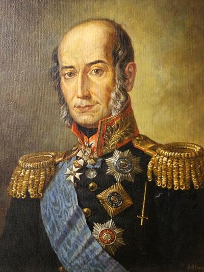 Михаил Богданович (Михаэль Андреас) Барклай-де-Толли